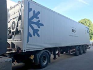 GDP-qualifizierter Container