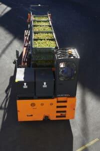 Apfelkistentransporter KTR 120