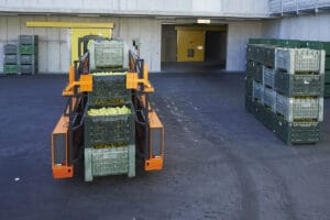 Apfelkistentransporter