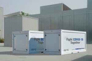 Hybridcontainer